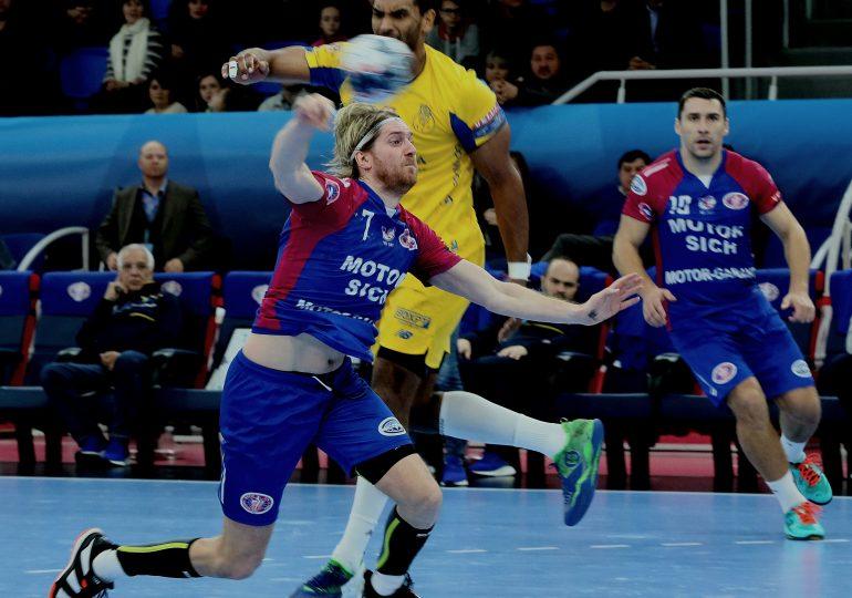 «МОТОР» одержал первую победу  в сезоне Лиги чемпионов (фото)