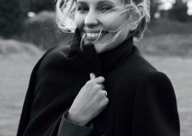 Первая леди Украины Елена Зеленская на обложке Vogue UA