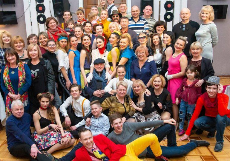 Театр юного глядача розпочав п'яте десятиріччя існування з «капусника»