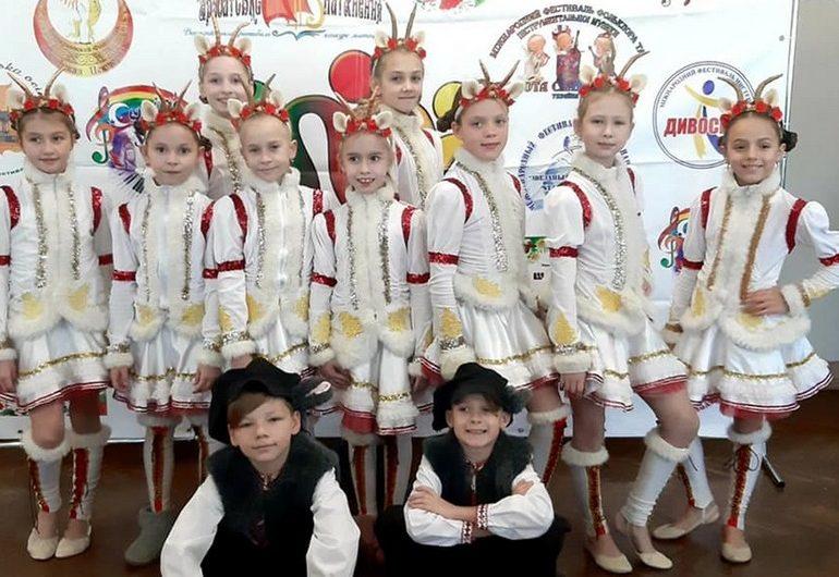 В Запорожье подвели итоги фестиваля детского и юношеского таланта «Дивосвіт»
