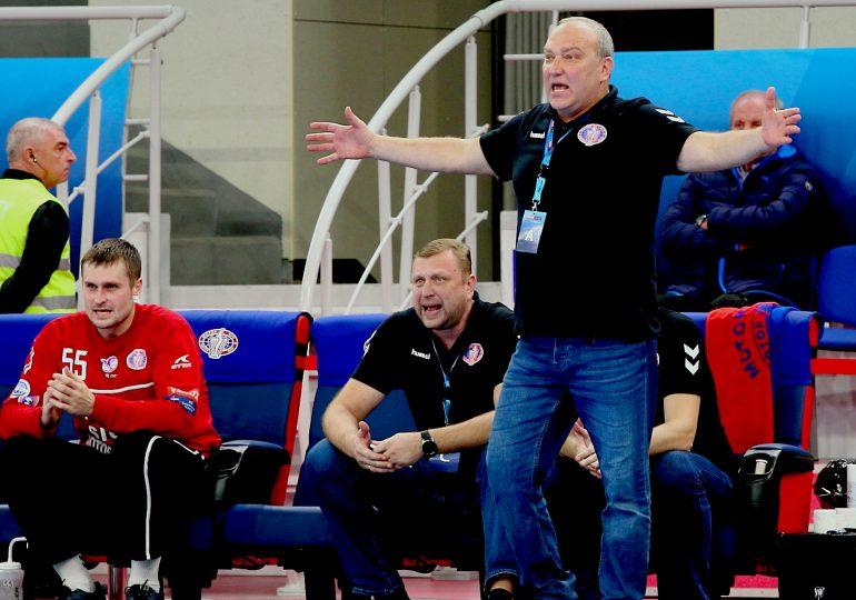 ГК «МОТОР» официально объявил об отставке Николая Степанца с поста главного тренера