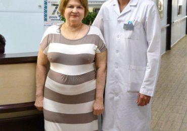 Ортопеды Запорожской облбольницы дарят пациентам с заболеваниями суставов вторую жизнь