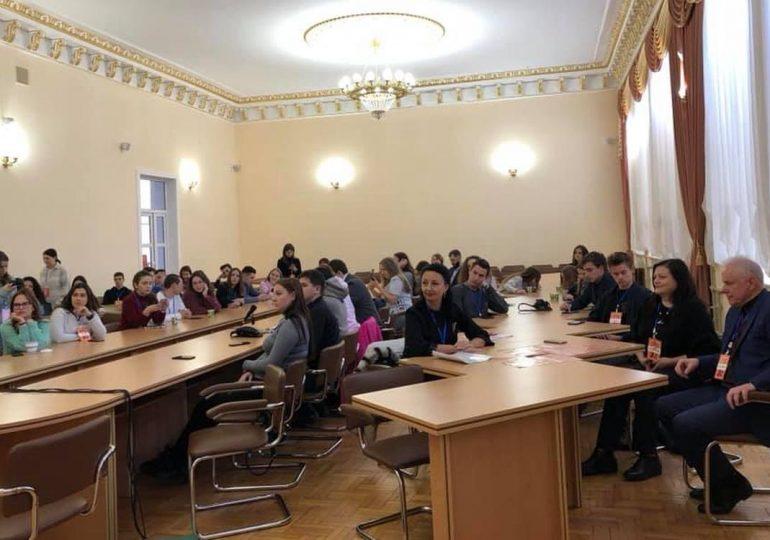 Своє самоврядування українські студенти обговорювали в ЗНУ