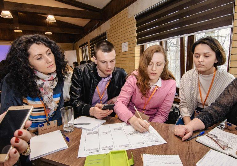 На Запоріжжі відбудеться 10 тренінгів з підприємництва для місцевих мешканців та внутрішньо переміщених осіб