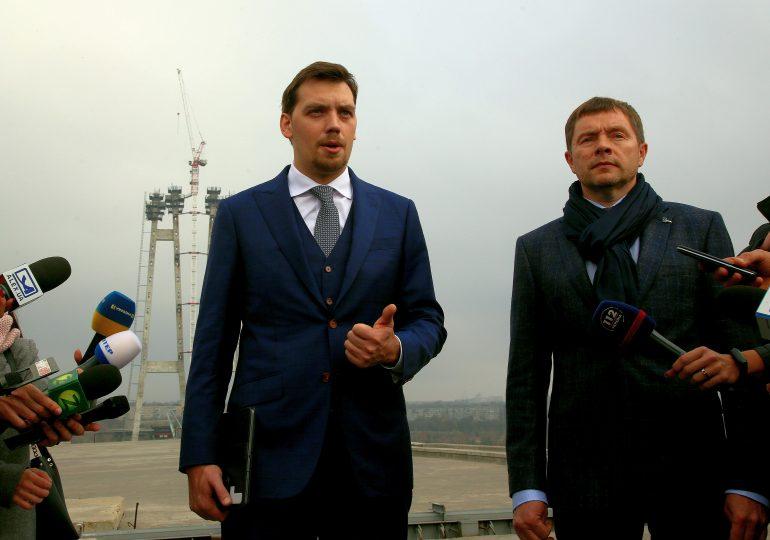 Премьер-министр Украины в Запорожье (фото, видео)