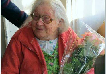 Жительнице Бердянска – 100 лет