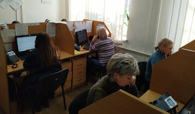 В Запорожье с началом отопительного сезона контакт-центр «15-80» работает в усиленном режиме