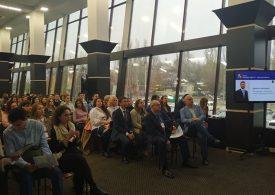 В Запорожье проходят форумы креативной индустрии и образования