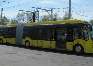 В Запорожье пассажиров будут перевозить... электробусы