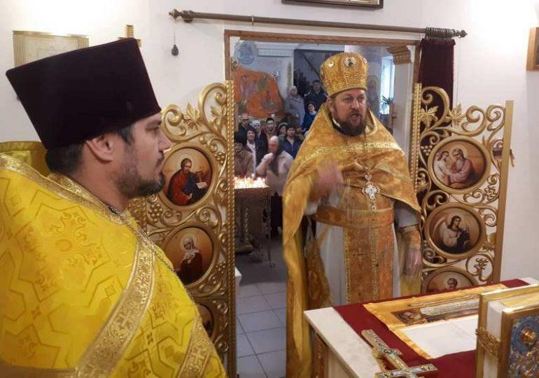 В Мелитополе помолились о пострадавших в ДТП