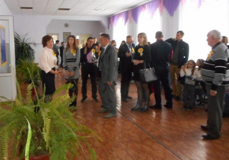 """Прокурори привітали учнів КЗ """"Вільнянська спеціальна загальноосвітня школа-інтернат"""""""