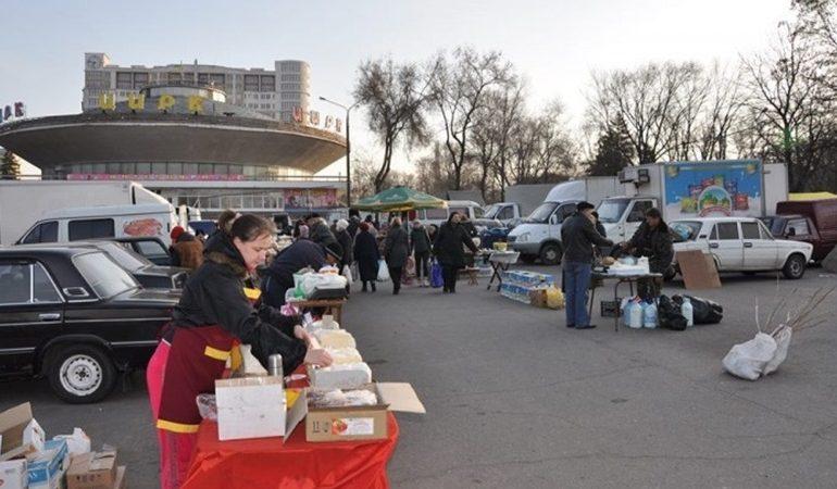 Что в Запорожье будет с ярмаркой возле цирка?