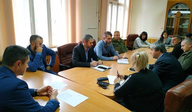 В Запорожье стартовал благотворительный марафон для поддержки воинов АТО и ООС