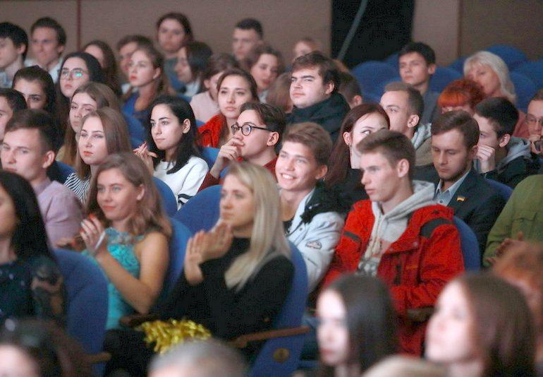 В Запорожье наградили победителей конкурса «Студент года-2019»
