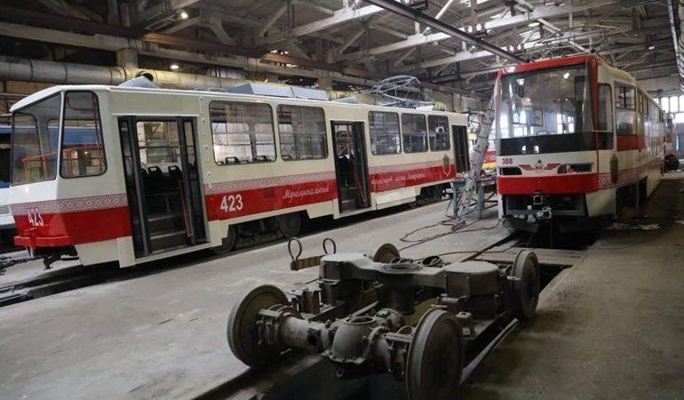 В Запорожье на линию выйдут ещё 3 трамвая