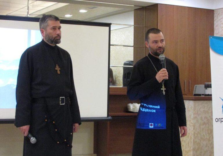 В Бердянске прошел первый национальный молитвенный завтрак