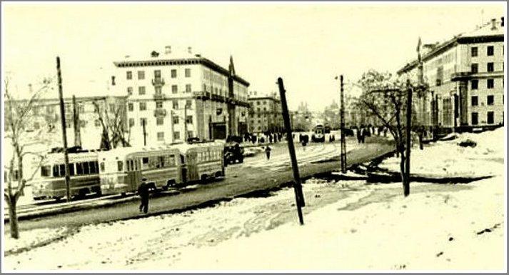 Насколько за 60 лет изменился центр Запорожья (фото)