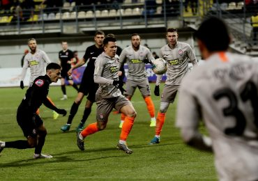 Луганская «Заря» уступила «Шахтеру» в заключительном матче 2019 года (фото)