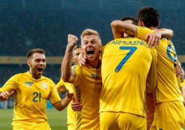 Украина попала в третью корзину Лиги Наций