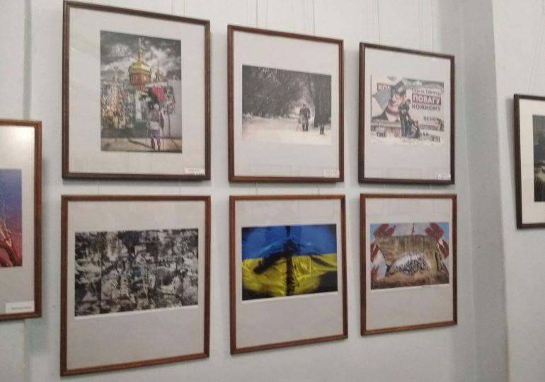 Запорожские фотохудожники отчитались на «отлично»