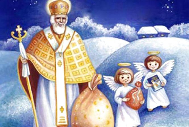 Запорізьких дітлахів кличуть на зустріч зі святим Миколаєм
