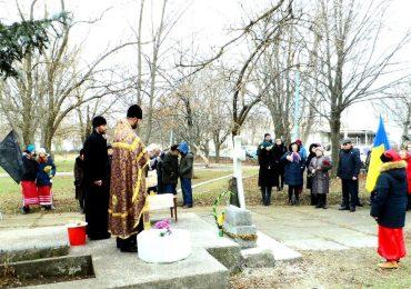 На Бердянщині вшановано пам'ять махновців, що загинули у боротьбі з білогвардійцями