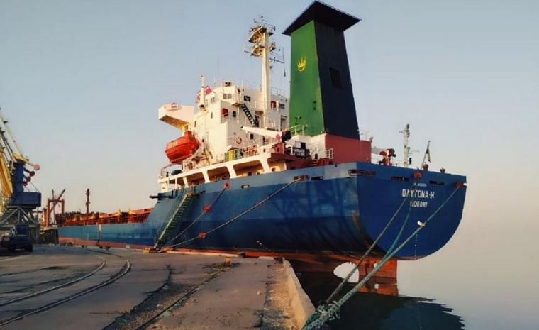 В Бердянске портовый оператор «Аскет Шиппинг» достиг рекордных объемов перевалки