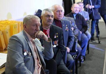 В Запорожье поздравили ликвидаторов-чернобыльцев