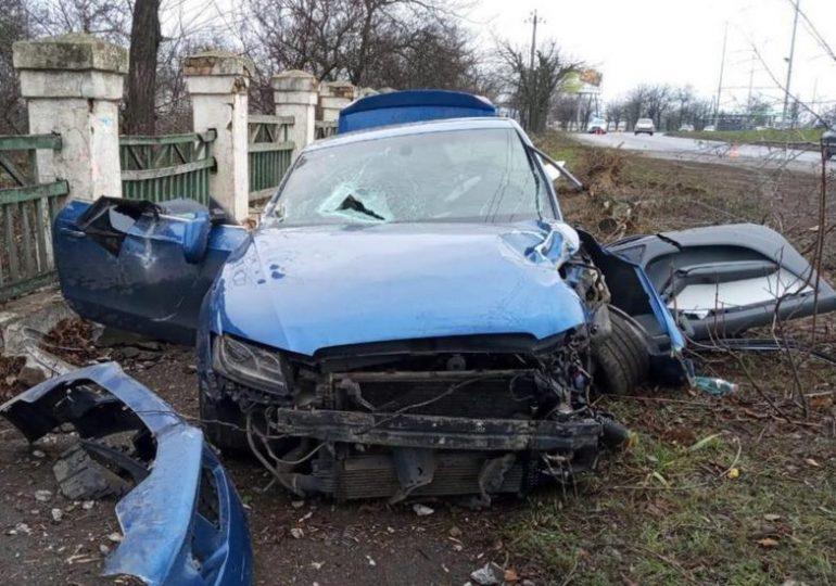 У Запорізькій області в результаті ДТП загинув водій автомобіля
