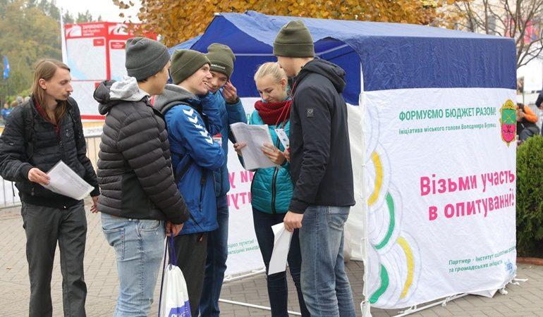 В Запорожье люди высказали свое мнение о будущем города