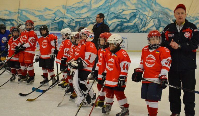 В Запорожье состоялся региональный турнир чемпионата Украины по хоккею
