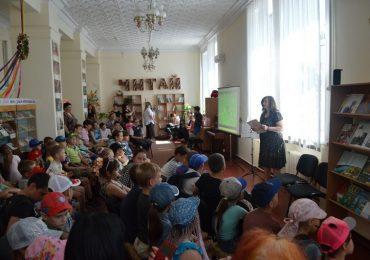 """Запорожская областная библиотека """"Юный читатель"""" отмечена на всеукраинском конкурсе"""