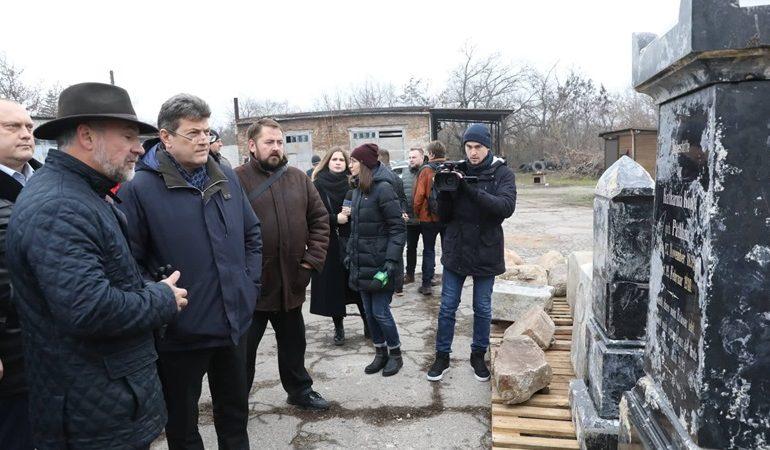 В Запорожье хотят создать мемориал, посвященный истории меннонитов