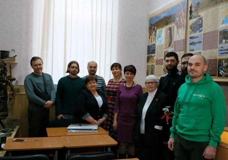 В Бердянске появился музей археологии и краеведения