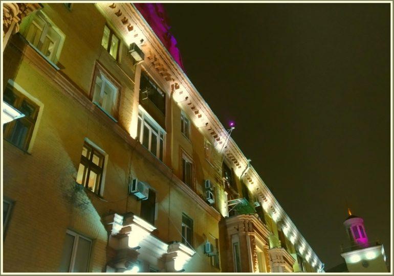 Запорожье - город огней (фото)