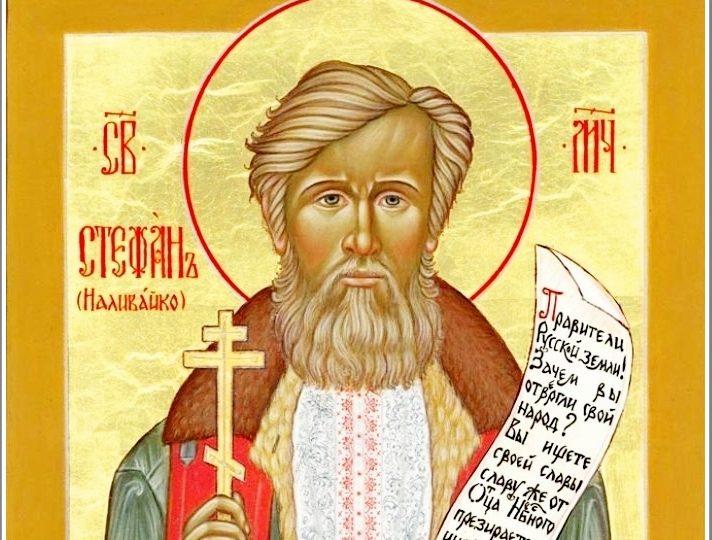Как четырежды судимый мелитополец стал… святым
