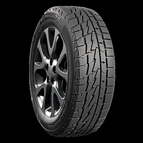 Via Maggiore Z Plus — инновационные зимние шины без шипов от бренда Rosava