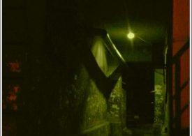 В ночном Запорожье можно обнаружить... портал
