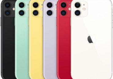 Айфон 11 – один из самых продаваемых гаджетов в Украине