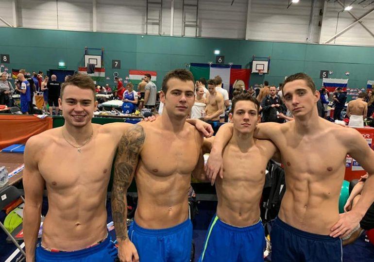 Запорізькі плавці встановили новий рекорд України