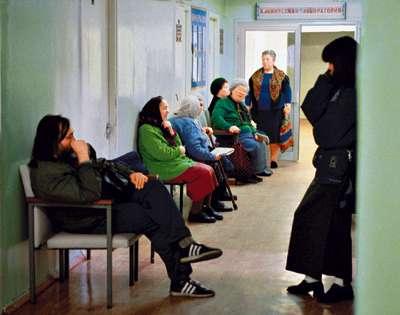 За неделю почти 7 тысяч запорожцев заболели на ОРВИ