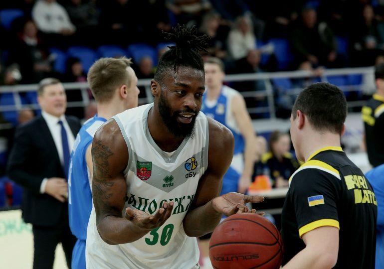 Командною грою «Дніпро» перевершив БК«Запоріжжя»