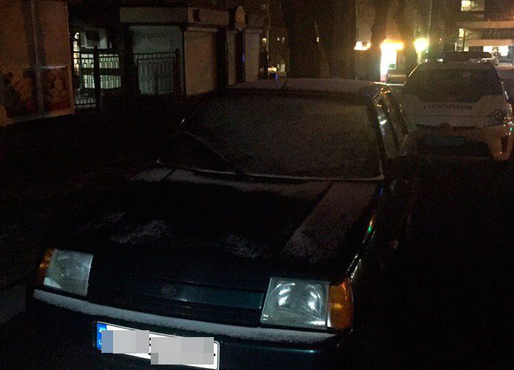 За одну ніч патрульні повернули власникам дві викрадені автівки