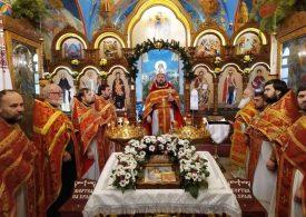 В Мелитополе почтили память святого Феодосия Мелитопольского