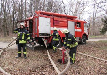 Рятувальники взяли участь в антитерористичних навчаннях