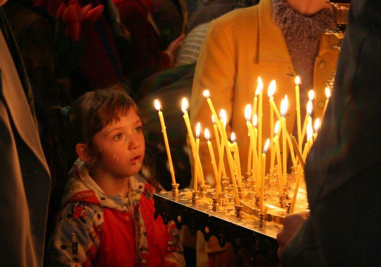 Самая старая церковь Запорожской области где происходят чудеса