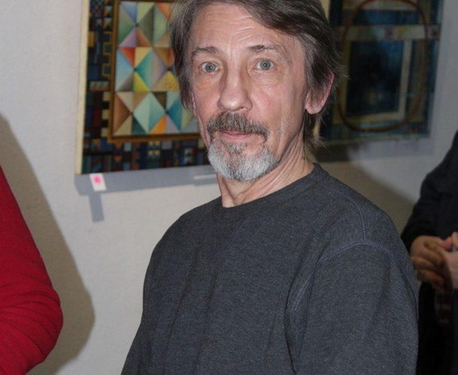Запорожцев зовут на выставку абстрактного искусства Дмитрия Ципунова