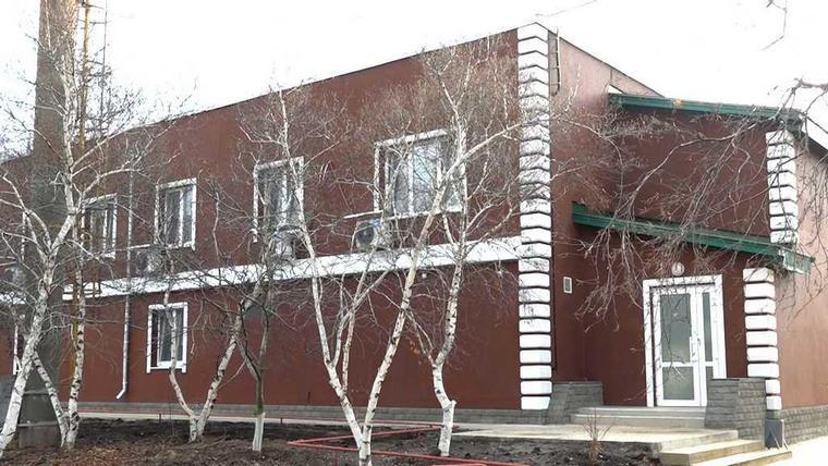Один из цехов Запорожской АЭС получил новый корпус