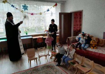 В Мелитополе освятили помещение детского приюта