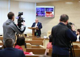 Власть Запорожской области подвела итоги новогодне-рождественских праздников